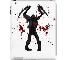 DeadSpace Necromorph [Bloody Slasher] iPad Case/Skin