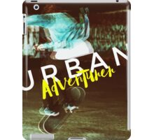 Urban Adventurer iPad Case/Skin