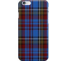 00430 Anderson Westwood Blue Tartan  iPhone Case/Skin
