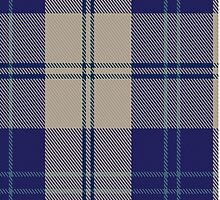 00427 Alisa Royal Blue Tartan  by Detnecs2013