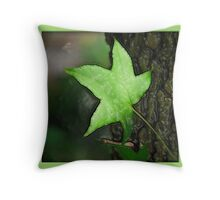 New Spring Growth Throw Pillow