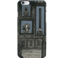 The Hall iPhone Case/Skin