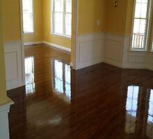 Get Hardwood Flooring Installation Estimate by dazyban