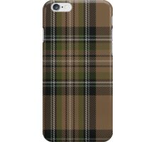 00416 Cavalier Brown Tartan  iPhone Case/Skin