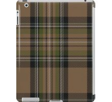 00416 Cavalier Brown Tartan  iPad Case/Skin