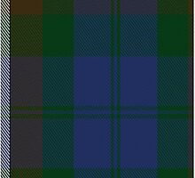 00415 Campbell Brown Clan/Family Tartan  by Detnecs2013