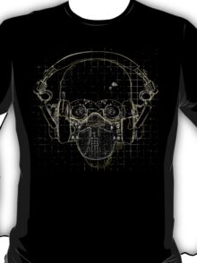 The Silence on Black T-Shirt