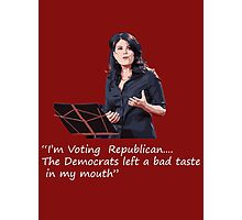 Monica Lewinsky Photographic Print