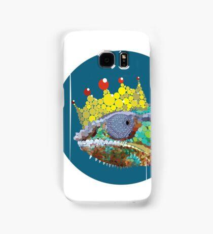 King Chameleon Samsung Galaxy Case/Skin