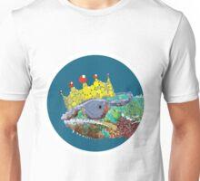 King Chameleon Unisex T-Shirt