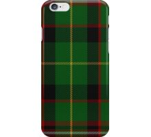 00413 George Brown Tartan iPhone Case/Skin