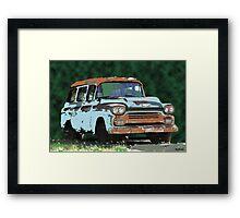 """""""Oldies But Goodies"""" Framed Print"""