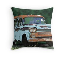 """Oldies But Goodies"" Throw Pillow"