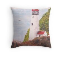 Constant Guide Throw Pillow