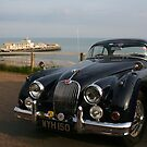 Jaguar XK150 by RedHillDigital