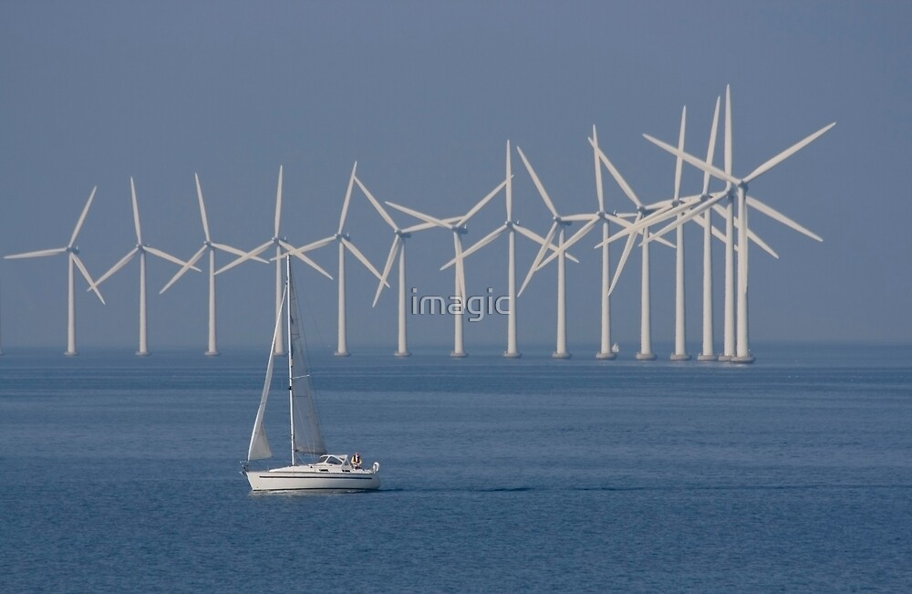 Powered by the wind by imagic
