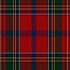 00409 Brown of Castledean Tartan  by Detnecs2013