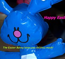 Big hearted Easter Bunny by ♥⊱ B. Randi Bailey