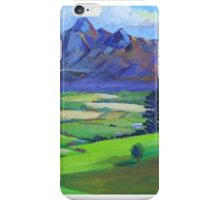 Beautiful Mt Barney  iPhone Case/Skin