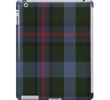 00405 Breon (Jersey Shore, Penn.) Tartan iPad Case/Skin