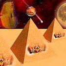 Command to Regain Egypt by Dean Warwick