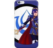 I Challenge My Fate iPhone Case/Skin