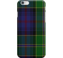 00403 Baron of Greencastle Hunting Tartan iPhone Case/Skin