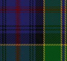 00403 Baron of Greencastle Hunting Tartan Sticker