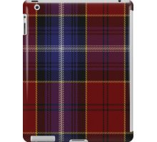 00402 Baron of Greencastle Dress #2 Tartan  iPad Case/Skin