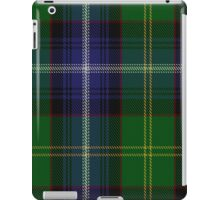 00401 Baron of Greencastle Tartan  iPad Case/Skin