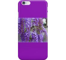 Wisteria Fragrance iPhone Case/Skin