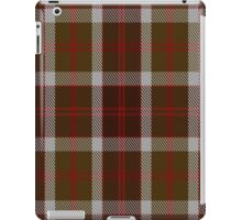 00398 Bannockbane Brown Tartan iPad Case/Skin