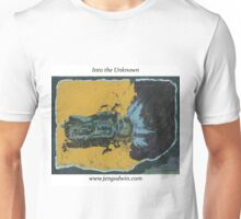Into the Unknown (version with title and website) Unisex T-Shirt