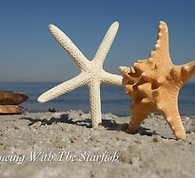 Dancing With The Starfish by JpPhotos