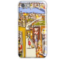 West end strolling iPhone Case/Skin