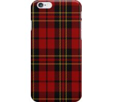 00394 Brodie Clan Tartan  iPhone Case/Skin