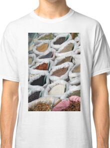 spices at the market Classic T-Shirt