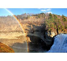 Letchworth State Park III Photographic Print
