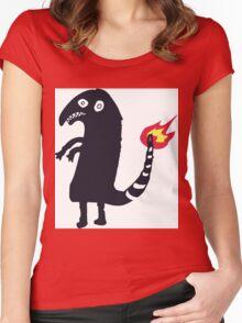 Shartmander Women's Fitted Scoop T-Shirt