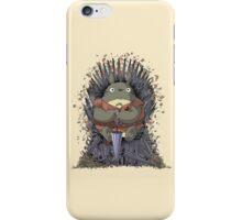 The Umbrella Throne iPhone Case/Skin