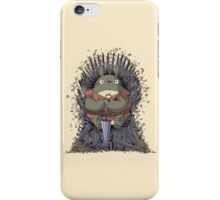 The Umbrella Throne iPhone Case/Skin