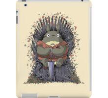 The Umbrella Throne iPad Case/Skin