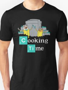 Adventure Time Cooking Time Unisex T-Shirt