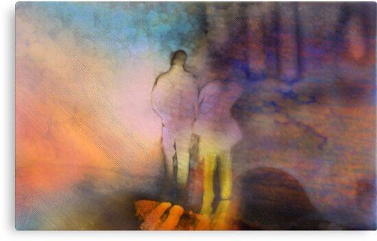 A Walk With Perception by linaji