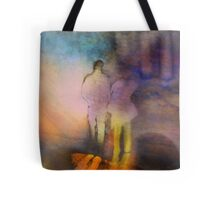 A Walk With Perception Tote Bag