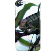 Nosy Be Panther Chameleonby iPhone Case/Skin