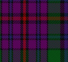 00389 Braid Tartan  Sticker