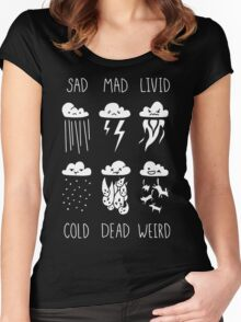 Know Your Weather Women's Fitted Scoop T-Shirt
