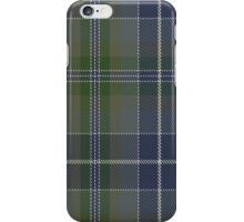 00385 Bird Family Tartan  iPhone Case/Skin