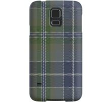 00385 Bird Family Tartan  Samsung Galaxy Case/Skin
